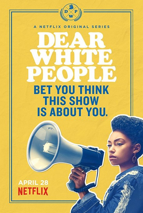 Dear white people imdb